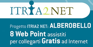 Web Point progetto Itri2net